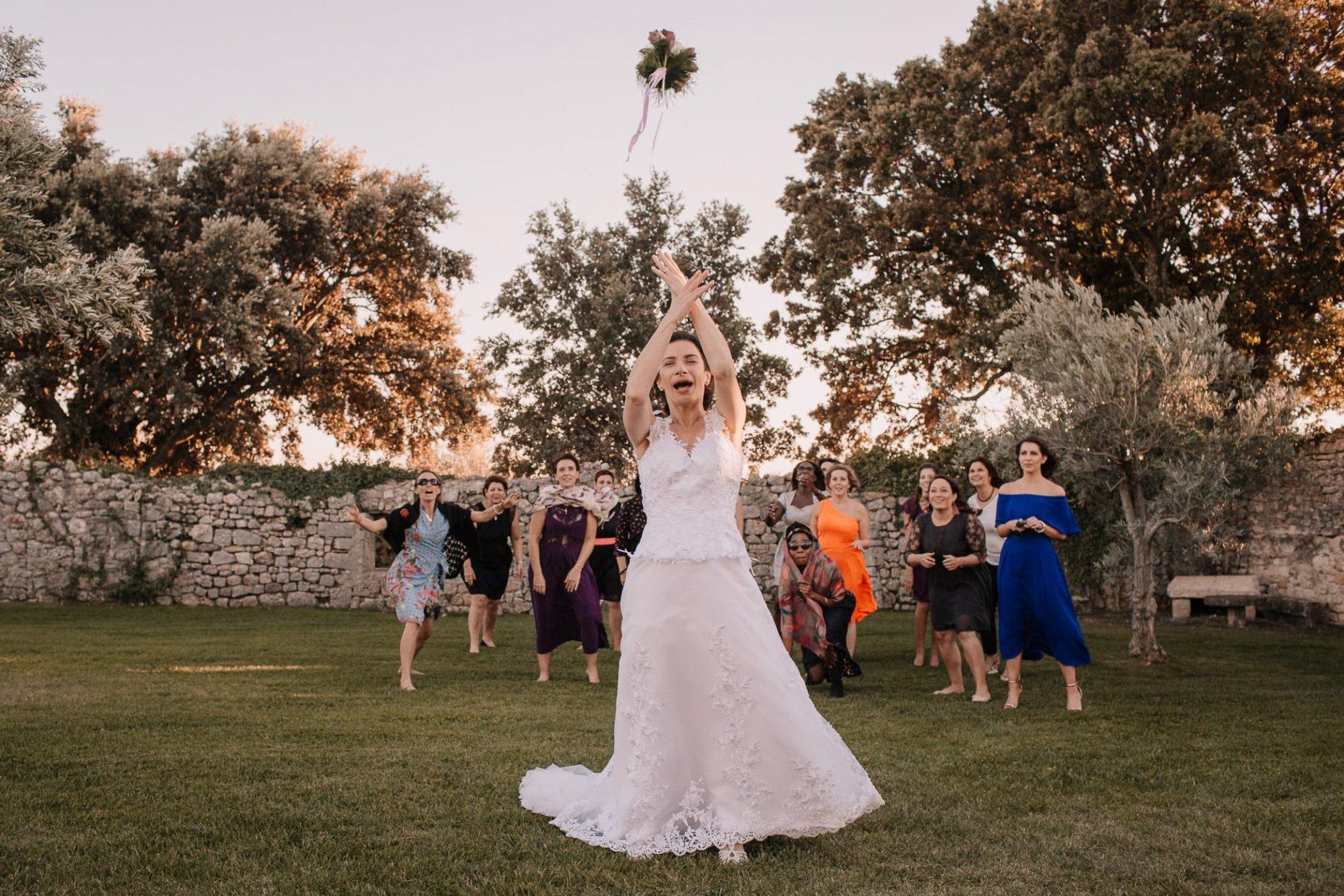 Mariage au Domaine de Sarson à Grignan en Drôme provençale Rhône Alpes