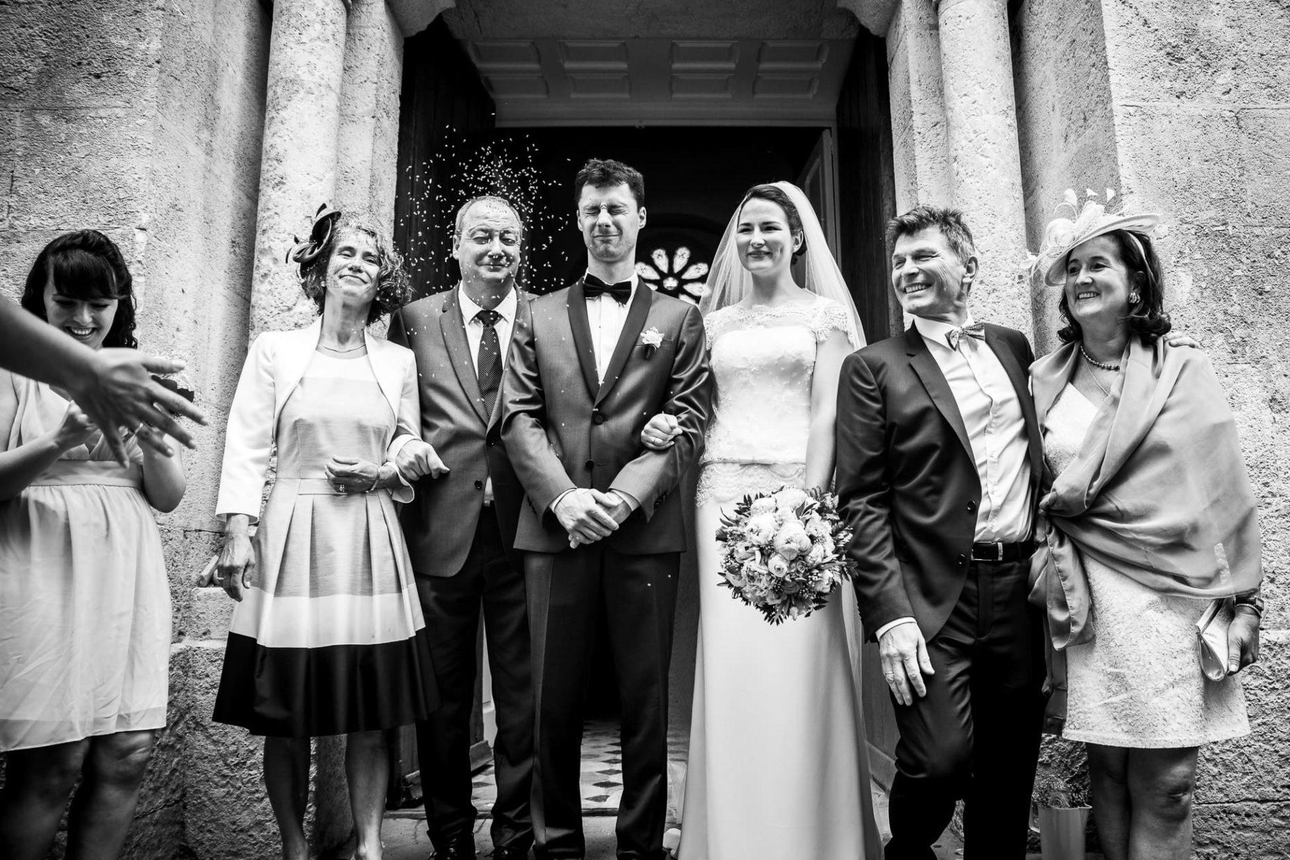 Mariage au Domaine de Damian à Vesc en Drôme provençale en région Rhône Alpes