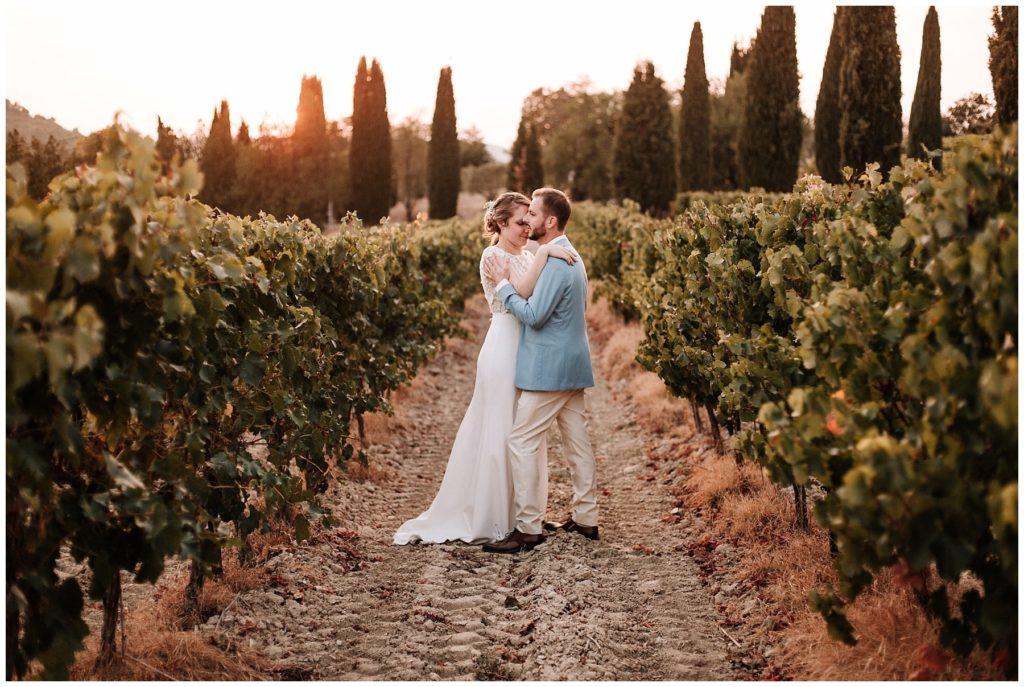 Mariage au château Turcan à Ansouis dans le Luberon en Provence