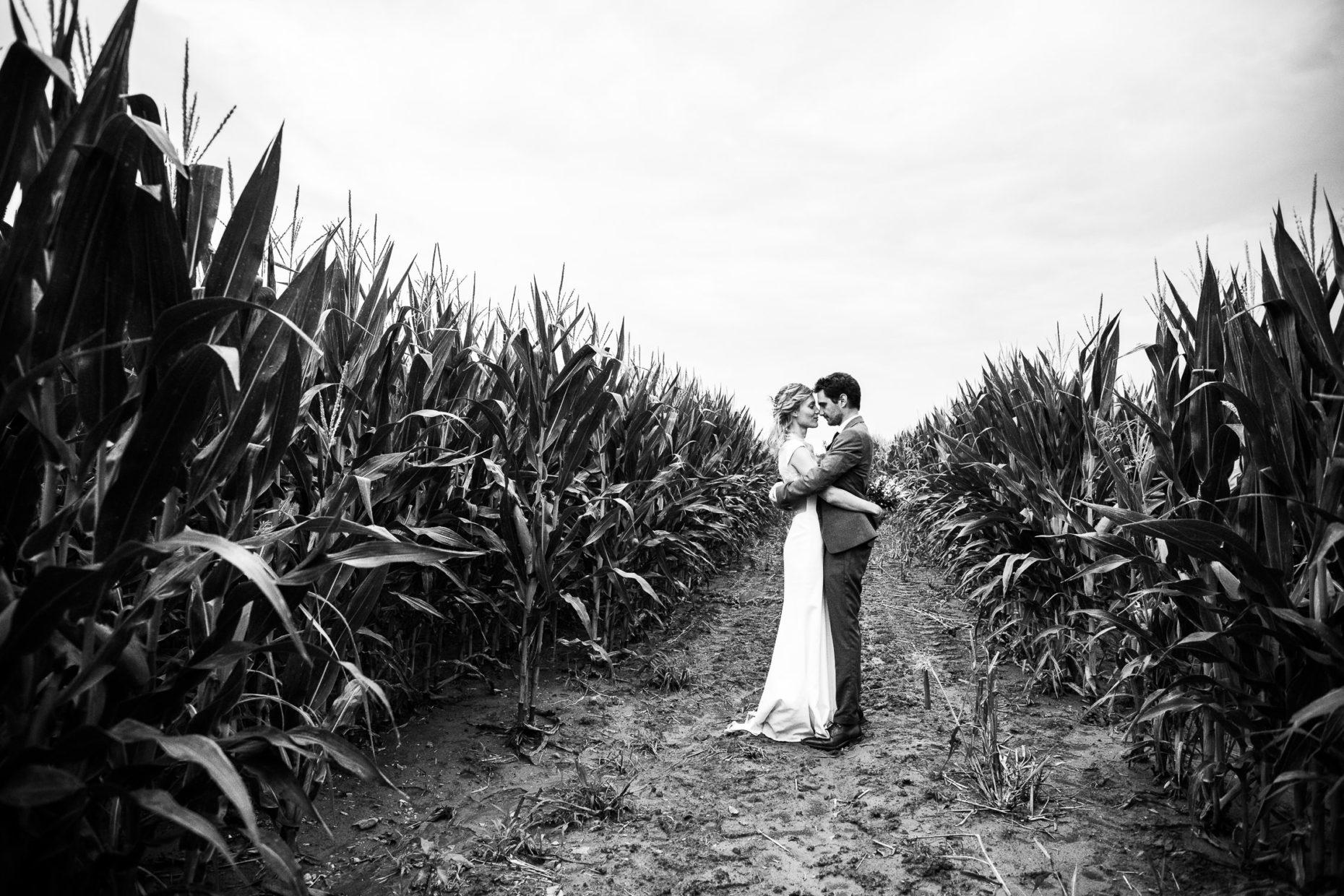Couple au Gite de la bâtie en Drôme