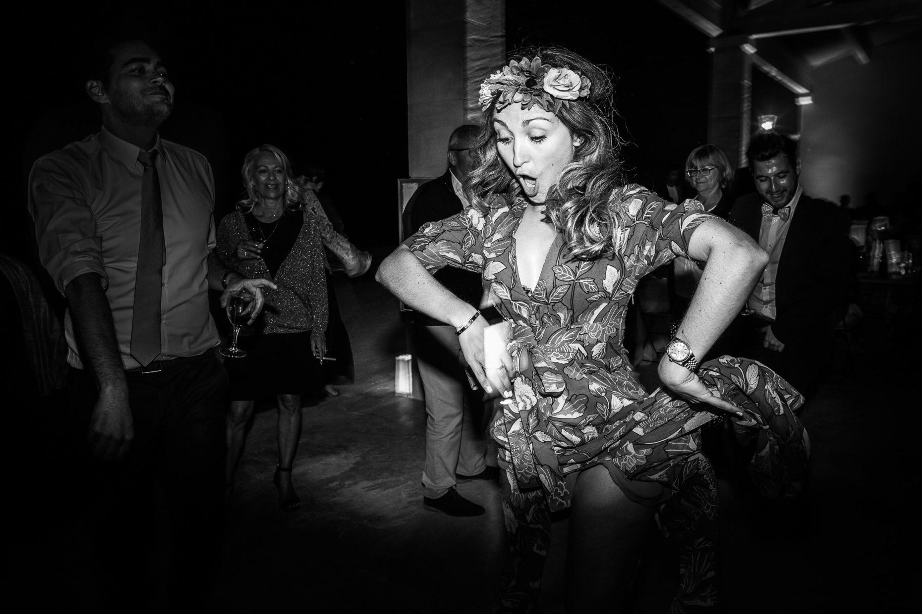 Danse au domaine des grillons